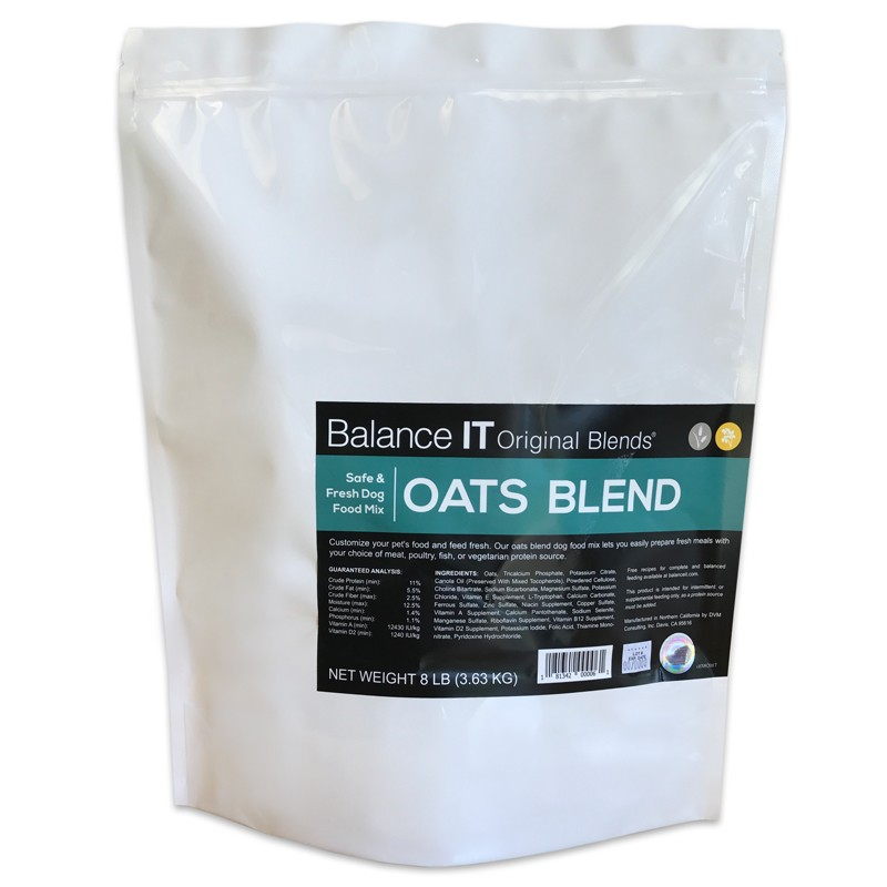 Balance IT Original Blends® - Oats for Adult Dogs - Balance IT® 759a922d79ec