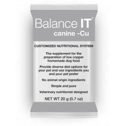Balance IT® Canine -Cu